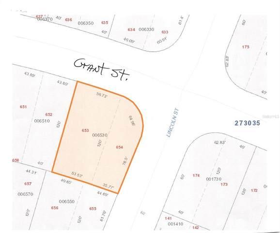 Grant Street, Lake Wales, FL 33859 (MLS #K4901353) :: Coldwell Banker Vanguard Realty