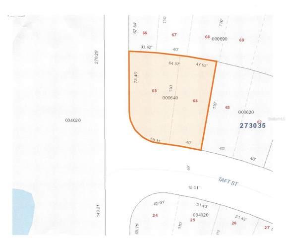 Taft Street, Lake Wales, FL 33859 (MLS #K4901355) :: Coldwell Banker Vanguard Realty