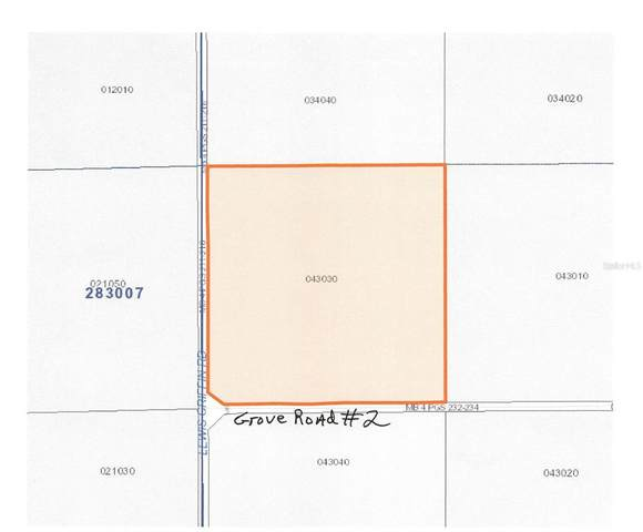 Lewis Griffin Road, Lake Wales, FL 33898 (MLS #K4901367) :: Zarghami Group