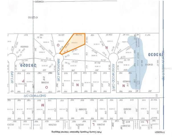 Magnolia Circle, Lake Wales, FL 33898 (MLS #K4901423) :: Zarghami Group