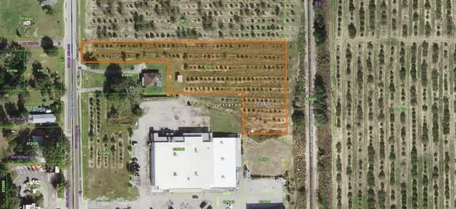 County Road 630  E, Frostproof, FL 33843 (MLS #K4901427) :: Tuscawilla Realty, Inc