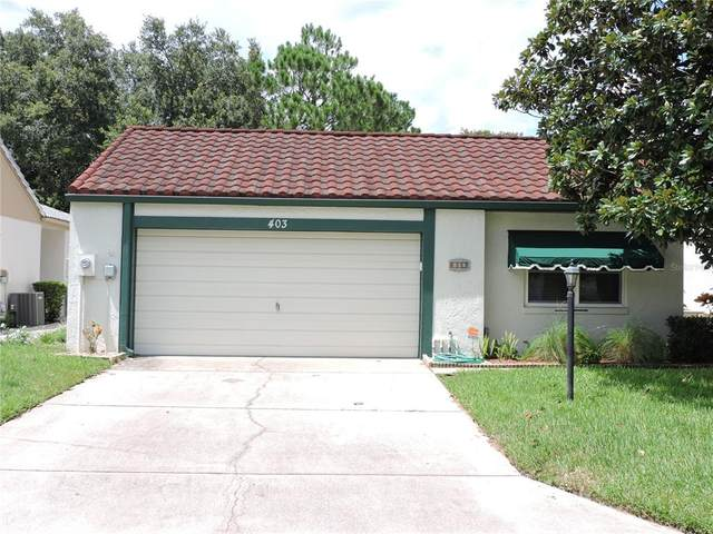 403 San Jose Drive, Winter Haven, FL 33884 (MLS #K4901432) :: Young Real Estate