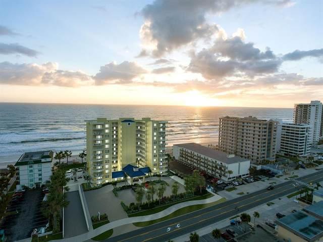 3721 S Atlantic Avenue #703, Daytona Beach Shores, FL 32118 (MLS #K4901491) :: Realty Executives