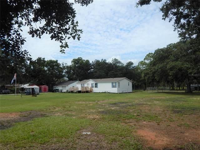 126 Walk In Water Creek Road, Lake Wales, FL 33898 (MLS #K4901499) :: Everlane Realty