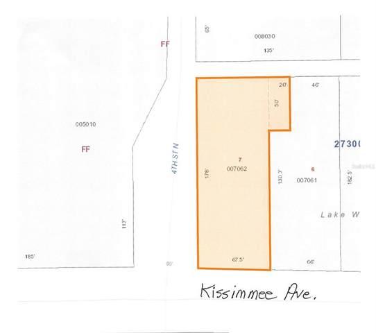 Kissimmee Avenue, Lake Wales, FL 33853 (MLS #K4901504) :: Everlane Realty