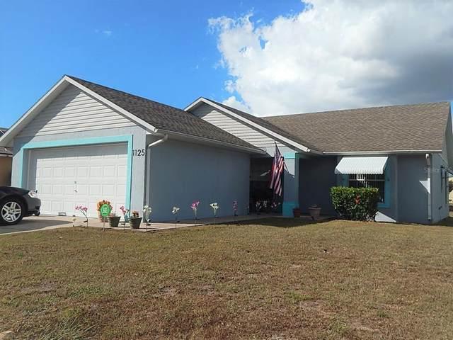 1125 E Grove Avenue, Lake Wales, FL 33853 (MLS #K4901534) :: Florida Real Estate Sellers at Keller Williams Realty