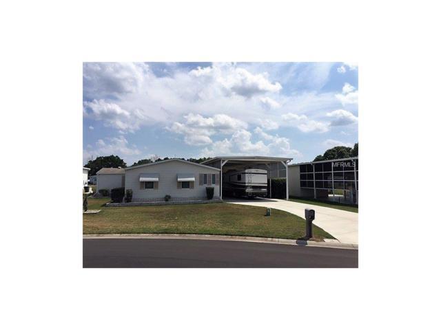 5255 Island View Circle S, Polk City, FL 33868 (MLS #L4719941) :: The Duncan Duo Team