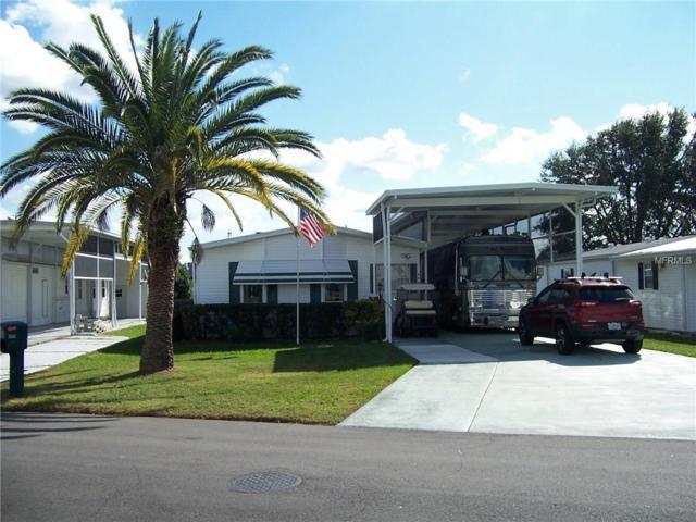 5005 Mount Olive Shores Drive, Polk City, FL 33868 (MLS #L4724303) :: The Duncan Duo Team
