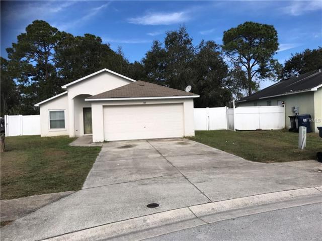 148 Eagle Point Boulevard, Auburndale, FL 33823 (MLS #L4724941) :: Gate Arty & the Group - Keller Williams Realty
