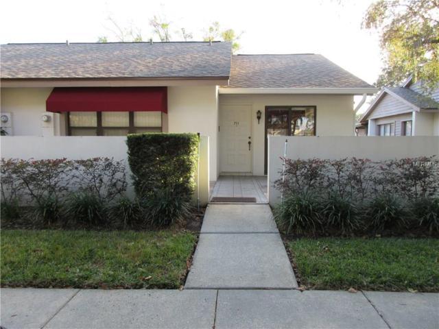 711 Oak Park Place, Brandon, FL 33511 (MLS #L4724969) :: Team Bohannon Keller Williams, Tampa Properties