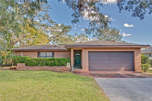 2808 S Oakland Avenue, Lakeland, FL 33803 (MLS #L4725042) :: Gate Arty & the Group - Keller Williams Realty