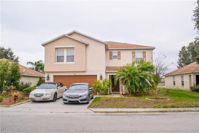 7403 Hunters Greene Circle, Lakeland, FL 33810 (MLS #L4725047) :: Gate Arty & the Group - Keller Williams Realty