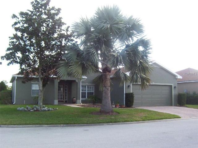5301 Nicklaus Drive, Winter Haven, FL 33884 (MLS #L4725715) :: The Lockhart Team