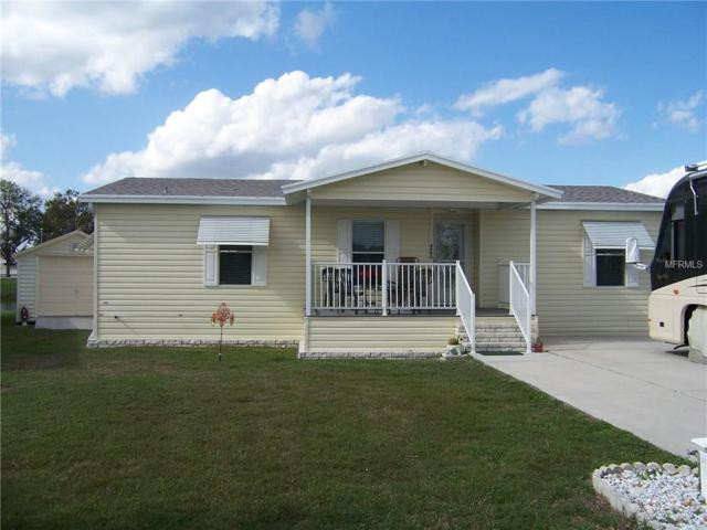 4990 Mount Olive Shores Drive, Polk City, FL 33868 (MLS #L4725796) :: The Duncan Duo Team
