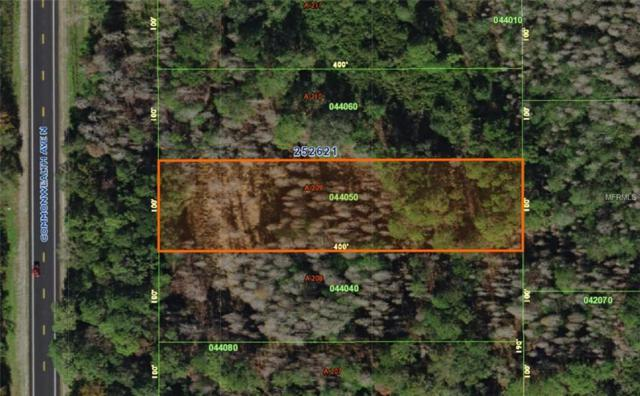 Commonwealth Lot A-209 Avenue N, Polk City, FL 33868 (MLS #L4725896) :: Premium Properties Real Estate Services