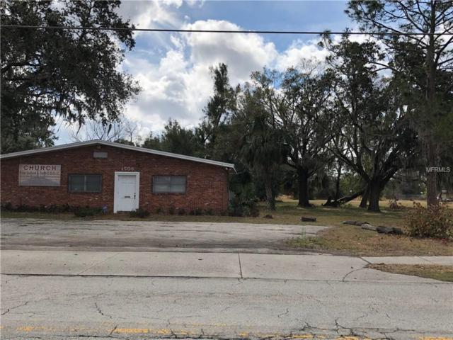 1506 Olive Street, Lakeland, FL 33815 (MLS #L4726243) :: Griffin Group