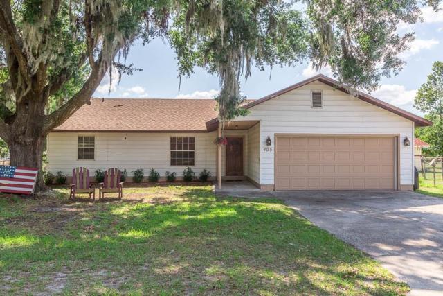 405 N Tecumseh Avenue, Fort Meade, FL 33841 (MLS #L4900395) :: Dalton Wade Real Estate Group
