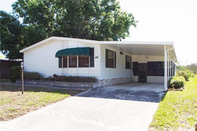 465 Village Circle SW, Winter Haven, FL 33880 (MLS #L4900596) :: The Duncan Duo Team