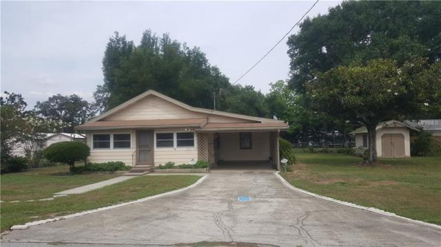 816 N Lanier Avenue, Fort Meade, FL 33841 (MLS #L4900684) :: Dalton Wade Real Estate Group