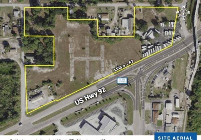 0 Us Hwy 92 W, Lake Alfred, FL 33850 (MLS #L4900807) :: The Duncan Duo Team