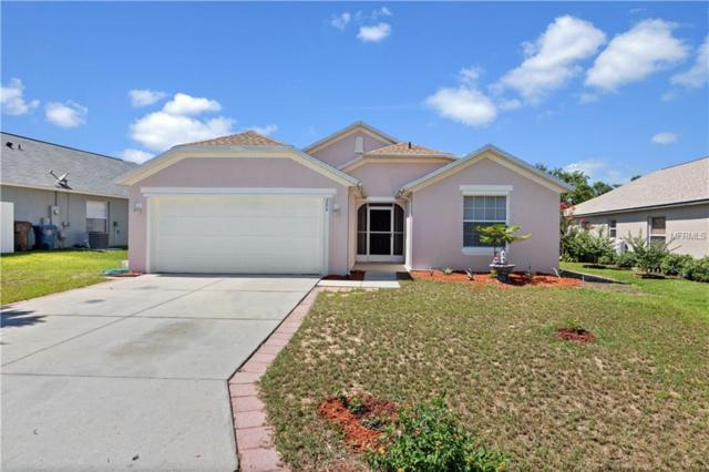 724 Lake Charles Drive, Davenport, FL 33837 (MLS #L4901575) :: Chenault Group