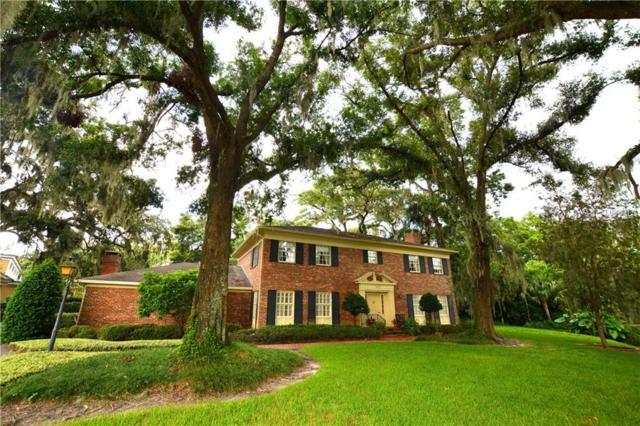 1400 Collins Lane, Lakeland, FL 33803 (MLS #L4901822) :: Gate Arty & the Group - Keller Williams Realty
