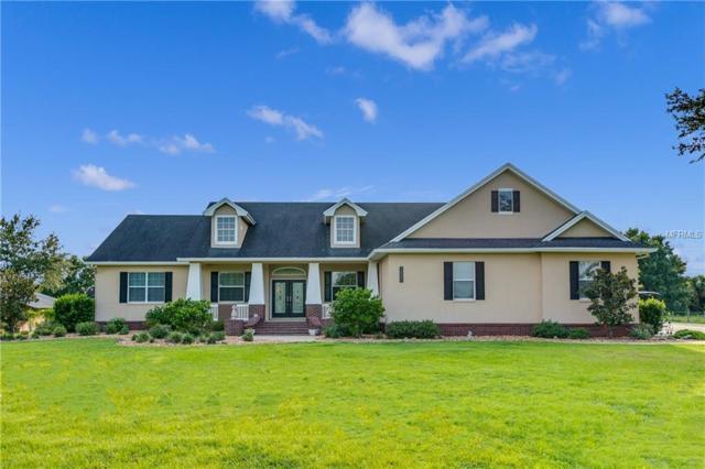 15286 Evans Ranch Road, Lakeland, FL 33809 (MLS #L4902092) :: White Sands Realty Group