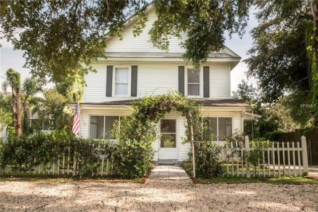 402 E Poinsettia Street, Lakeland, FL 33803 (MLS #L4902162) :: The Light Team