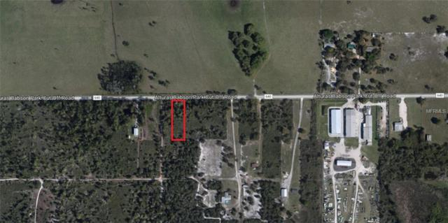 0 Alturas Babson Park Cutoff Road, Lake Wales, FL 33859 (MLS #L4902329) :: Griffin Group