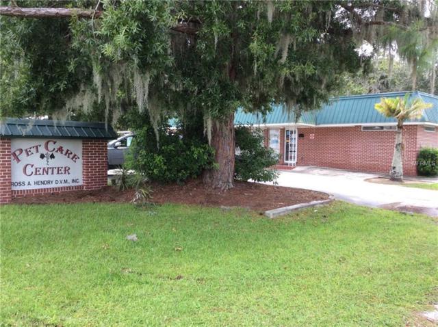 915 N 6TH Avenue, Wauchula, FL 33873 (MLS #L4902688) :: The Duncan Duo Team