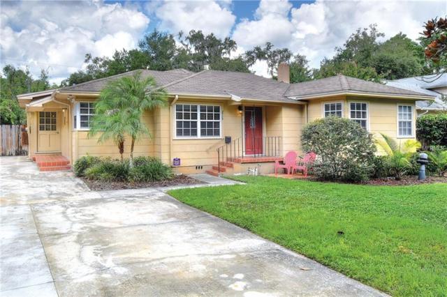2729 Woodland Hills Avenue, Lakeland, FL 33803 (MLS #L4902863) :: Gate Arty & the Group - Keller Williams Realty