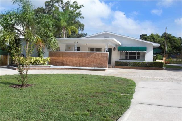 323 W Maxwell Street, Lakeland, FL 33803 (MLS #L4902955) :: Gate Arty & the Group - Keller Williams Realty