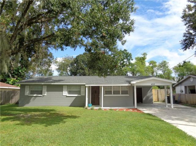 428 Martha Street, Lakeland, FL 33813 (MLS #L4903234) :: The Duncan Duo Team