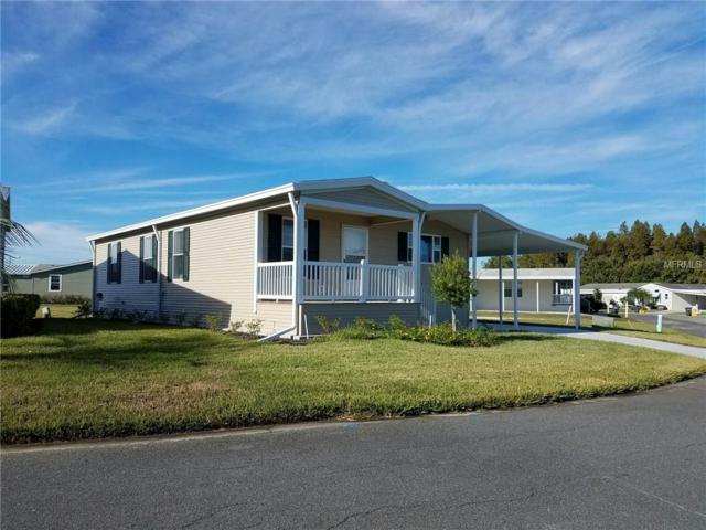 2351 Peavine Circle Circle #1018, Lakeland, FL 33810 (MLS #L4903260) :: Griffin Group