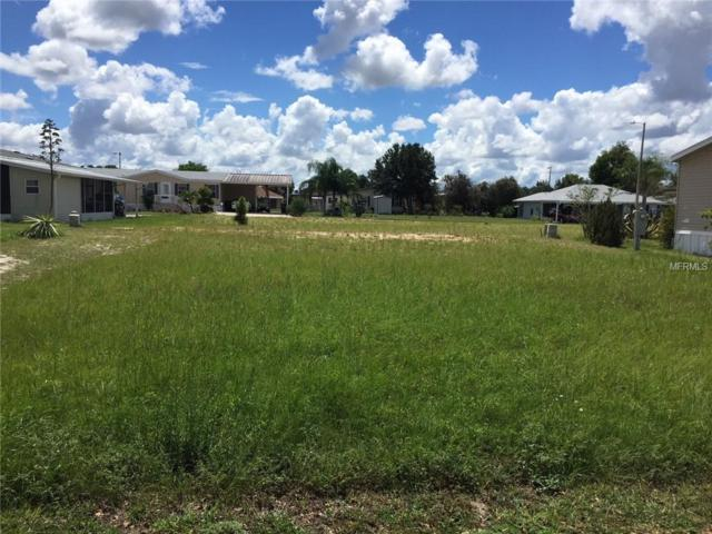 Geranium Street, Lake Wales, FL 33898 (MLS #L4903301) :: Cartwright Realty