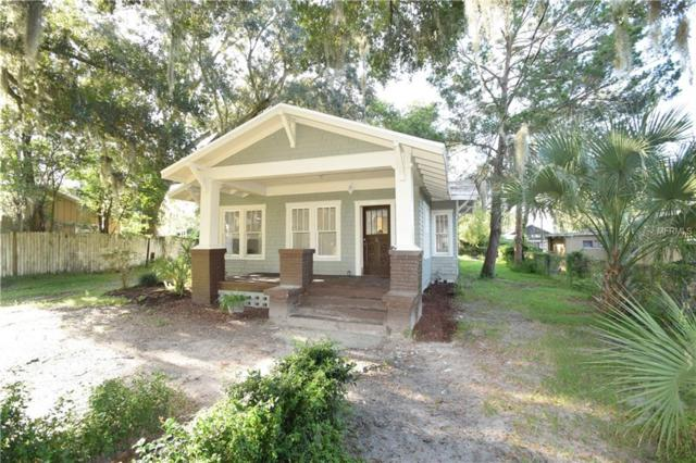 1144 W Walnut Street, Lakeland, FL 33815 (MLS #L4903453) :: Gate Arty & the Group - Keller Williams Realty