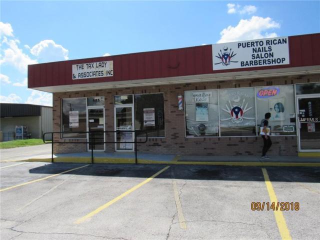 685 S Lake Shore Way, Lake Alfred, FL 33850 (MLS #L4903541) :: The Duncan Duo Team