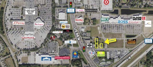 1009 Lakeland Park Center Drive, Lakeland, FL 33809 (MLS #L4903596) :: The Duncan Duo Team
