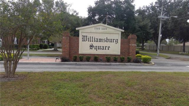 0 Williamsburg Square Lot 20, Lakeland, FL 33803 (MLS #L4904119) :: Griffin Group
