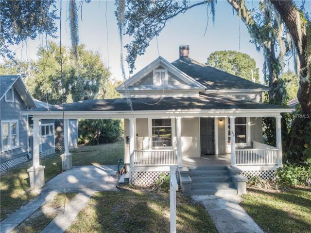 918 South Boulevard, Lakeland, FL 33803 (MLS #L4904313) :: Gate Arty & the Group - Keller Williams Realty