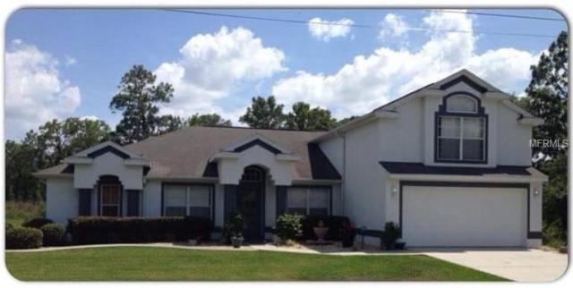 1400 W Landmark Drive, Citrus Springs, FL 34434 (MLS #L4904428) :: The Duncan Duo Team