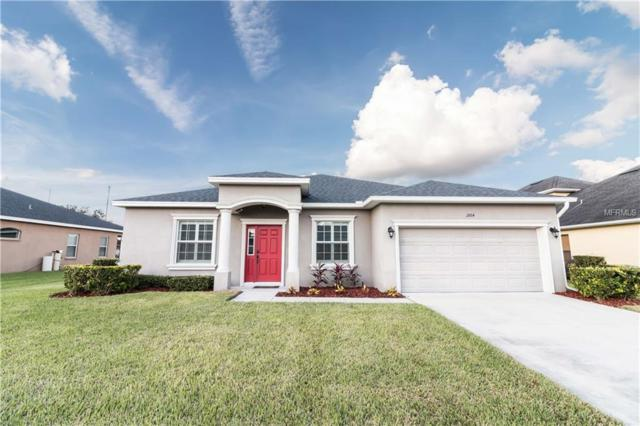 2864 Seymore Street, Lakeland, FL 33813 (MLS #L4904529) :: Gate Arty & the Group - Keller Williams Realty