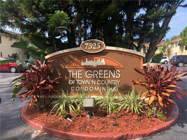 7625 Dolonita Drive #7625, Tampa, FL 33615 (MLS #L4904554) :: Griffin Group