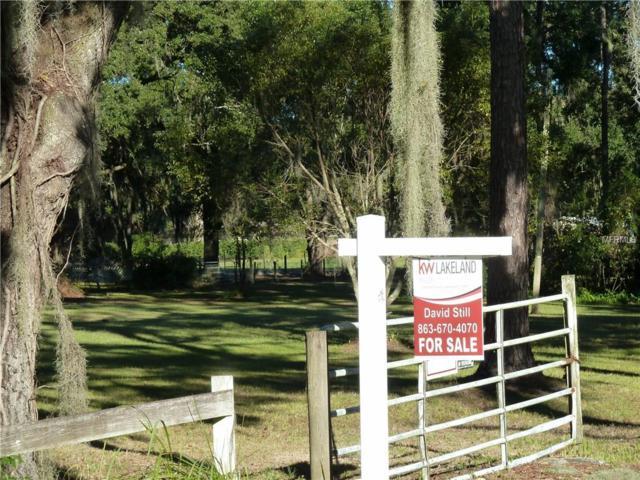 3047 Old Dixie Highway, Auburndale, FL 33823 (MLS #L4905040) :: Welcome Home Florida Team
