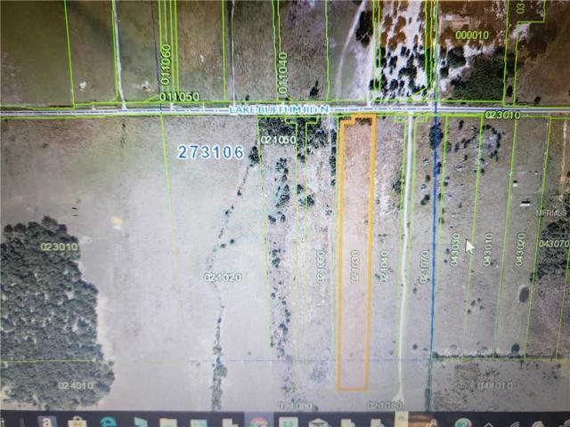 Lake Buffum Road N, Fort Meade, FL 33841 (MLS #L4905481) :: The Duncan Duo Team