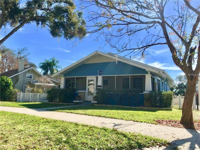 615 E Park Street, Lakeland, FL 33803 (MLS #L4905634) :: Gate Arty & the Group - Keller Williams Realty