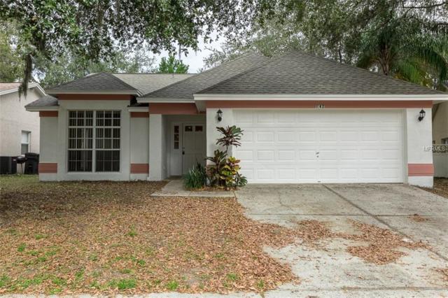 1142 Hardwood Drive, Valrico, FL 33596 (MLS #L4905734) :: Team Bohannon Keller Williams, Tampa Properties