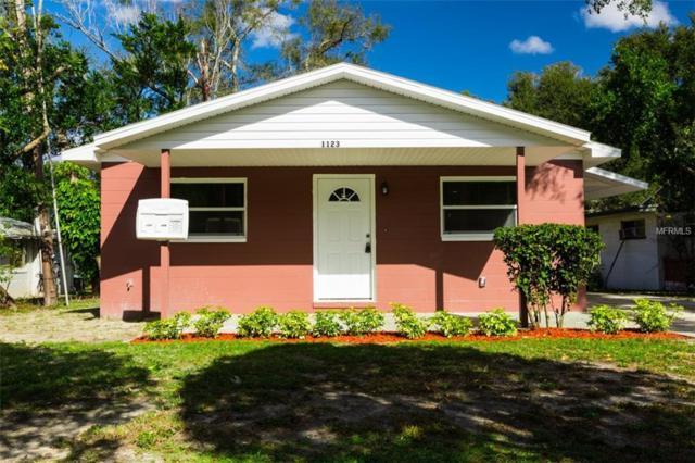 1123 W 13TH Street, Lakeland, FL 33805 (MLS #L4905771) :: Florida Real Estate Sellers at Keller Williams Realty