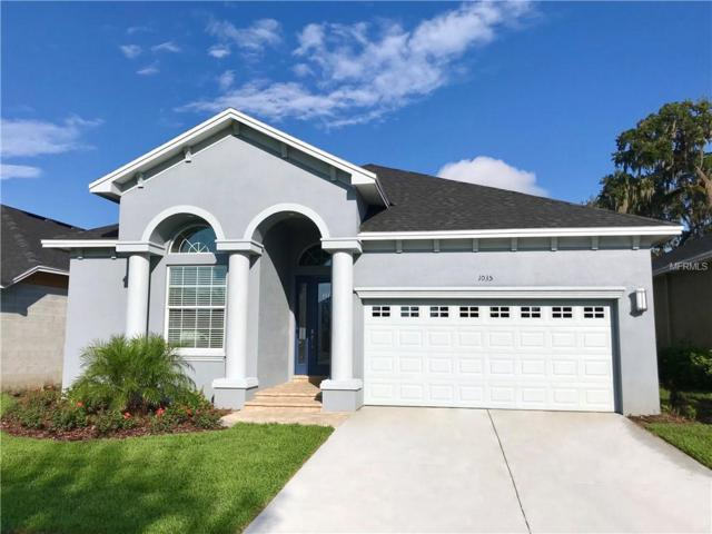 1035 Stoney Creek Drive, Lakeland, FL 33811 (MLS #L4905856) :: The Light Team