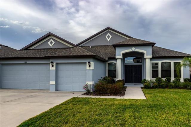 1366 Heritage Landing Dr., Lakeland, FL 33805 (MLS #L4906262) :: Florida Real Estate Sellers at Keller Williams Realty